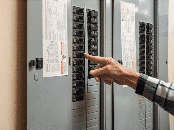 60 Amp Electrical Panel
