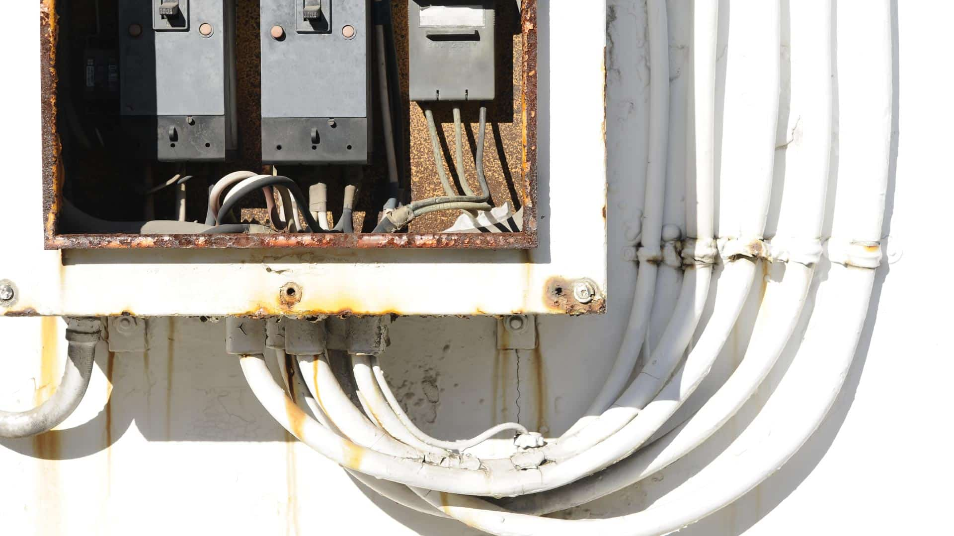 Replace an Electrical Panel