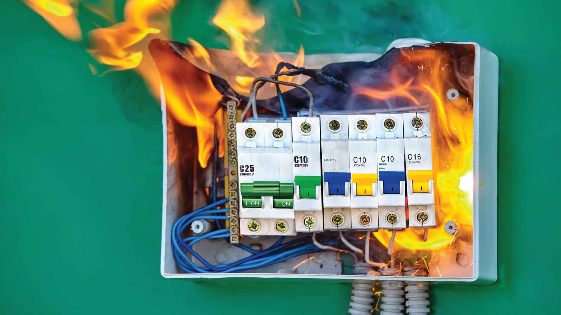 Energy Demands for Panel Upgrades